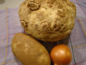 Ugly Duckling of the Vegetable World