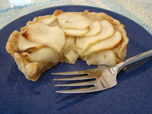French Apple Tartlette