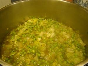 Soup a-Simmer