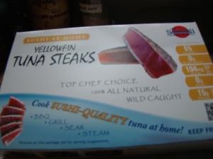 Sushi-Grade Tuna