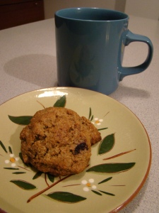 Cuppa Tea with Scone?
