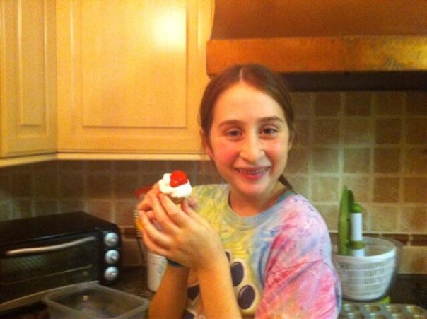 Happy Birthday from Rachel to Dorie
