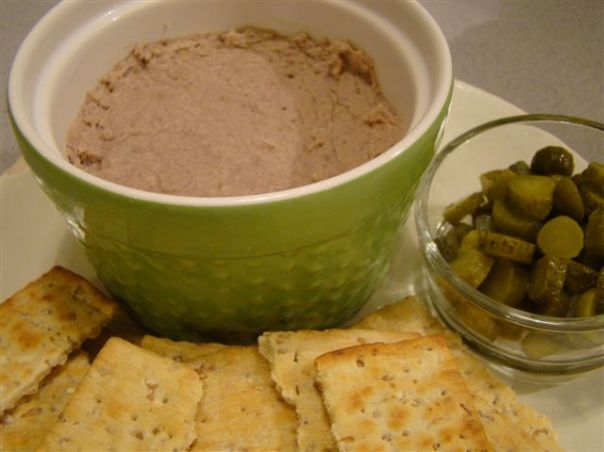 Pork Rillettes