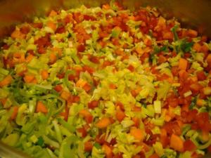 Vegetable Confetti