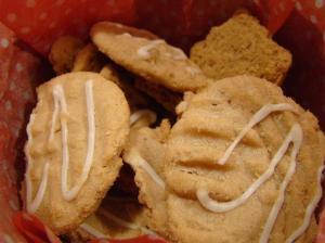 Cashew-Cashew Cookies
