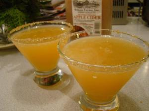Apple Cider Sidecars