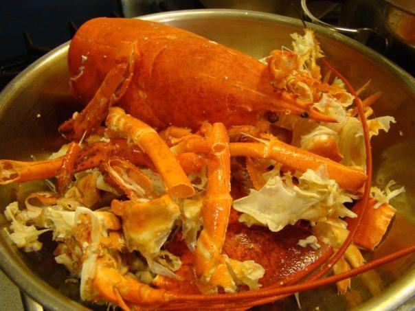 Lobster Scraps