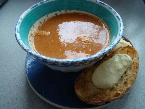 Riviera Fish Soup